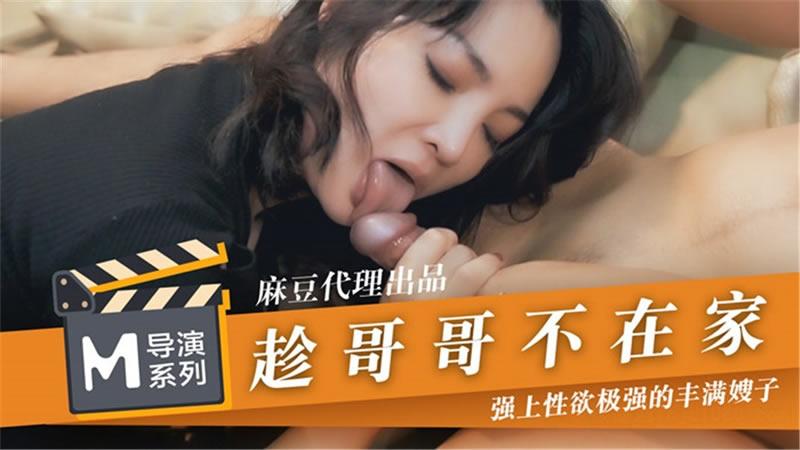 [麻豆传媒]趁哥哥不在家 强上性欲极强的丰满嫂子